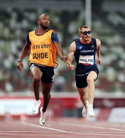 Val d'Oise.  Tokyo Paralympic Video games: silver medal for Bruno Naprix