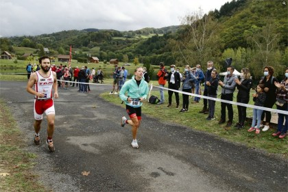Cantal: triathlon within the highlight at Lac des Graves with the 2nd version of Volcan'x