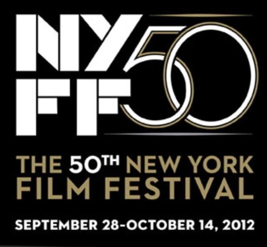 50 New York Film Festivalaren Logotipoa