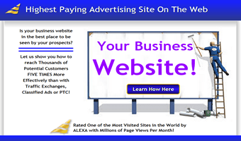 Your Business Website!