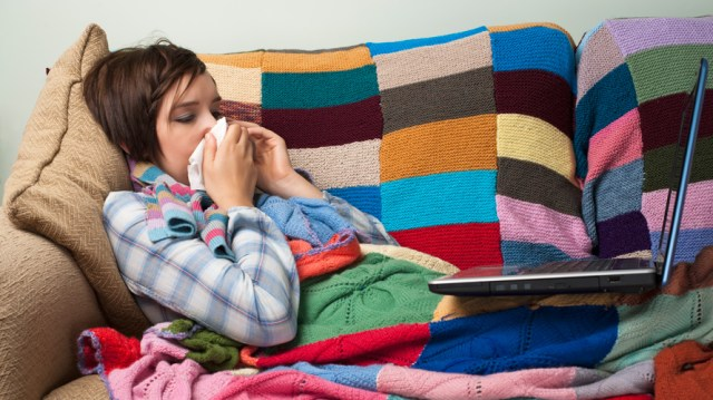 Image result wey dey for cold and flu?