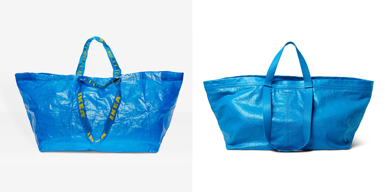 Ikea Had A Great Reaction To Balenciaga Making A 2145