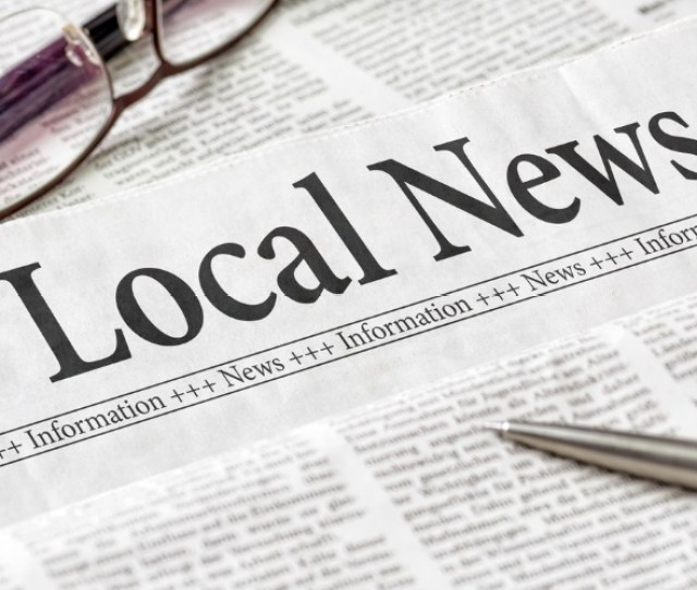 Local News Coverage Is Not Only Important During Disasters But For Neighborhood News As Well