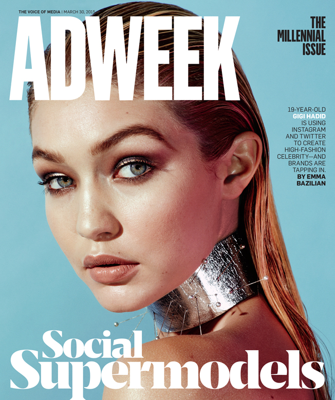 Millennial Models Like Gigi Hadid Fueled By Social Are