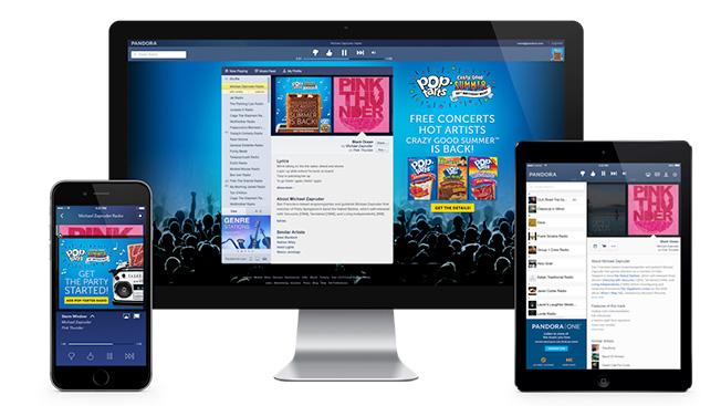 How Pop Tarts Dramatically Improved Roi With Pandora Ads