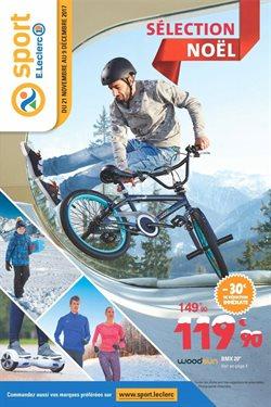 sport loisirs e leclerc catalogue