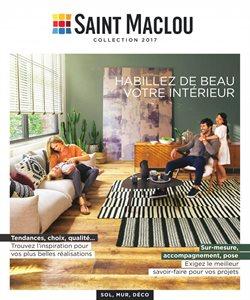 saint maclou catalogue code