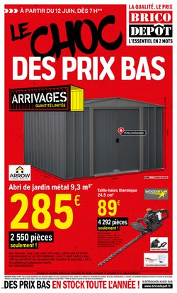 Brico Depot Catalogue Reduction Et Code Promo Janvier 2021