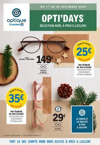 e leclerc catalogue reduction et