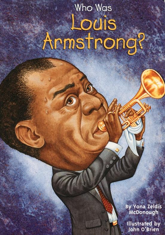 Armstrong Louis Textbook