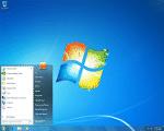 Windows 7 - desktop