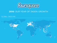 foursquare in 2010