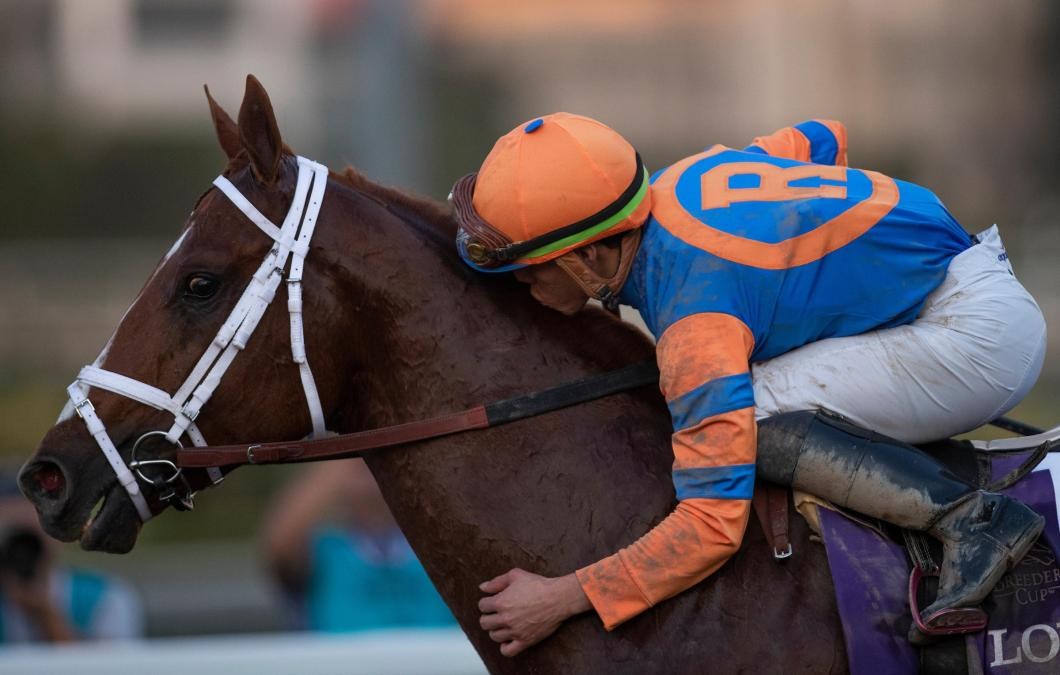 2019 breeders cup classic winner vino rosso watch full coverage and replay