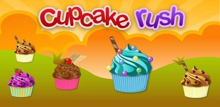 CupCake Rush » Android Games 365