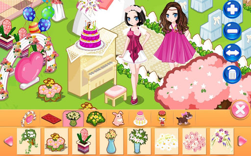 Design Wedding Party » Android Games 365