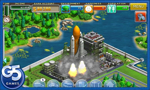 Virtual City » Android Games 365