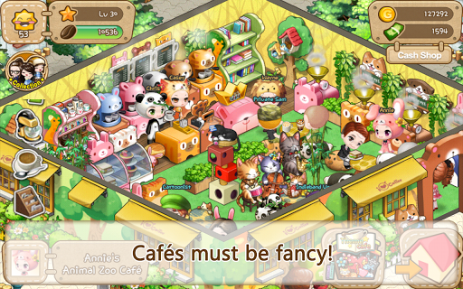 LINE I Love Coffee » Android Games 365