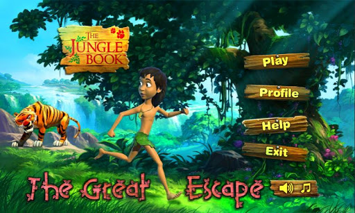 Jungle Book The Great Escape Android Games 365 Free