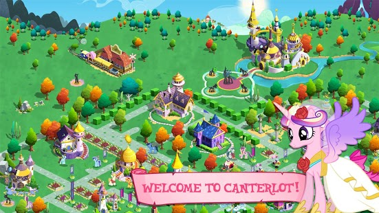 MY LITTLE PONY » Android Games 365
