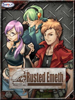 RPG Rusted Emeth