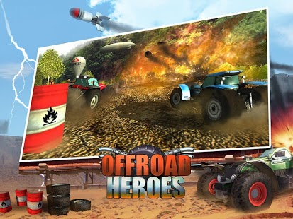Offroad Heroes Action Gold
