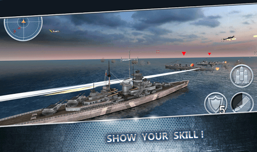 Sea Battle :Warships (3D)