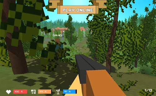 Game of Survival - Online