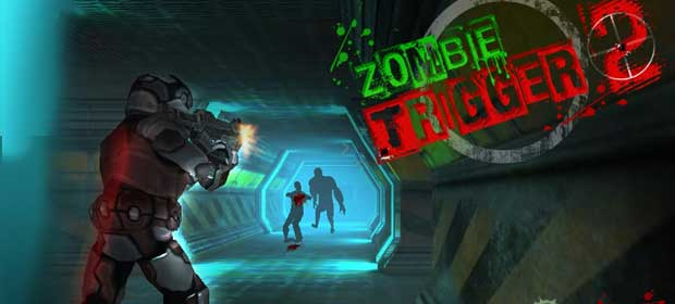 Zombie Trigger 2 : Shooting 3D