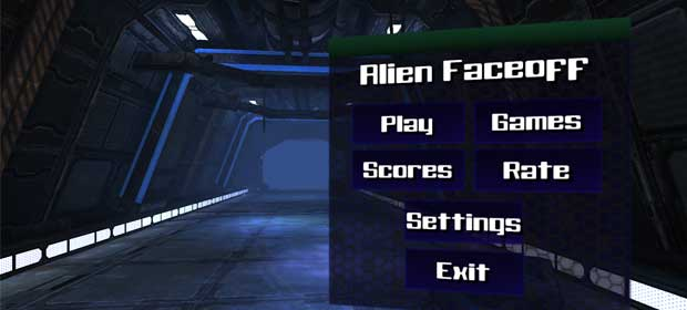 Alien Faceoff