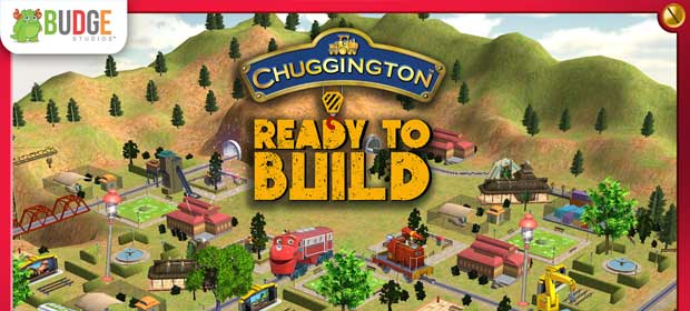 Chuggington Ready to Build