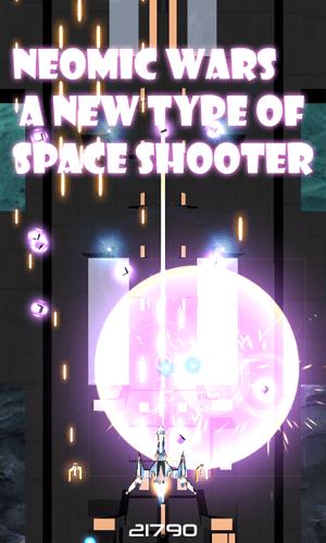 Neomic Wars - Space Shooter
