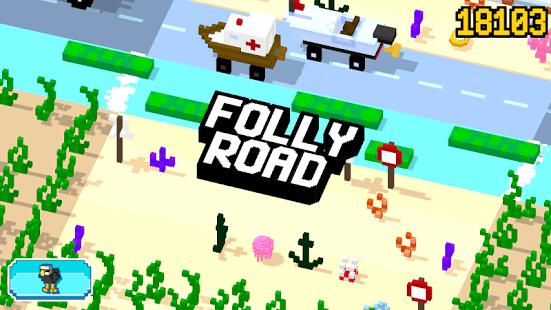 Folly Road - Crossy