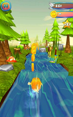 Choppy Fish : 3D Run