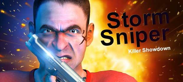 Storm Sniper Killer