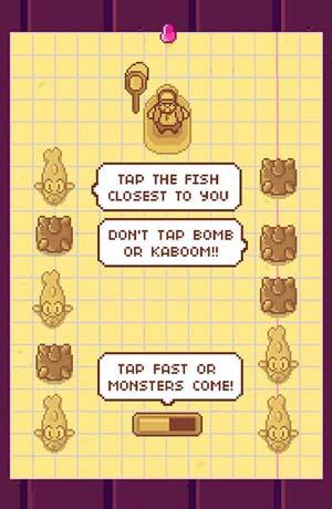 Fisherman - Monsters & Stuff