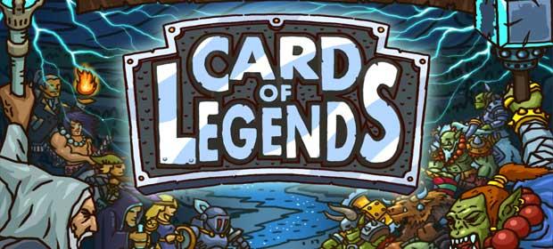 Card of Legends:Random Defense