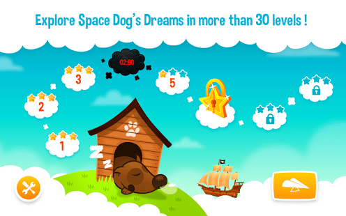 Space Dog Journey