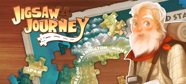 Jigsaw Journey - FREE Puzzle