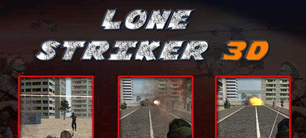Lone Striker 3D