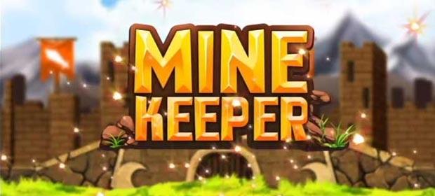 MineKeeper : Build & Clash