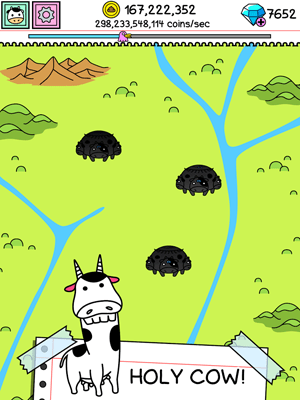 Cow Evolution - Clicker Game