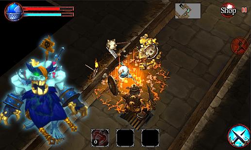 Dungeon Blaze - RPG
