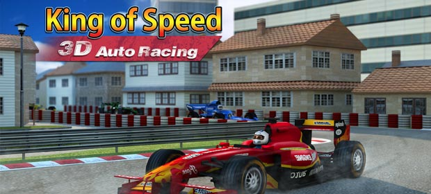 King of Speed: 3D Auto Racing