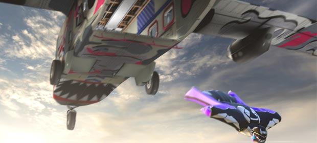 Red Bull Wingsuit Aces Beta