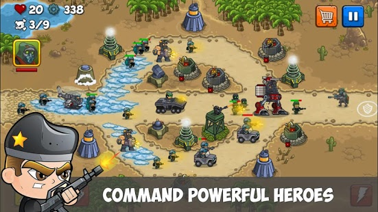 Combat Tower Defense