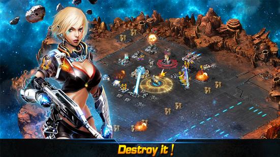 Galaxy Conquest II:Space Wars