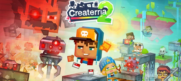 Createrria 2 Craft Your Games! » Android Games 365