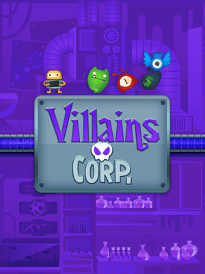 Villains Corp. - The Game