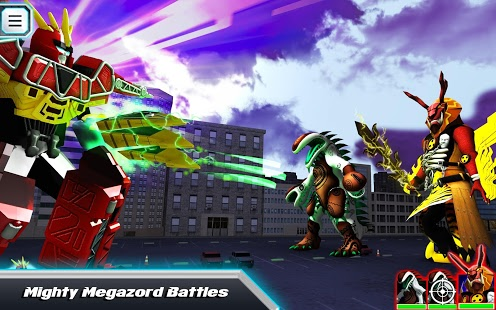 Power Rangers Dino Rumble