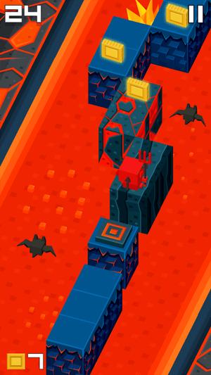 Wunder Run: Boxy Superb Hopper
